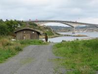 Reningsverket och Instöbron
