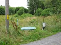 Brunnen vid Otterlyckevägens början